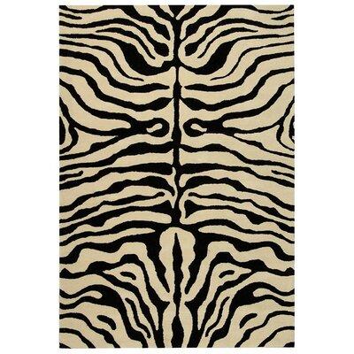 Soho Black/Ivory Area Rug