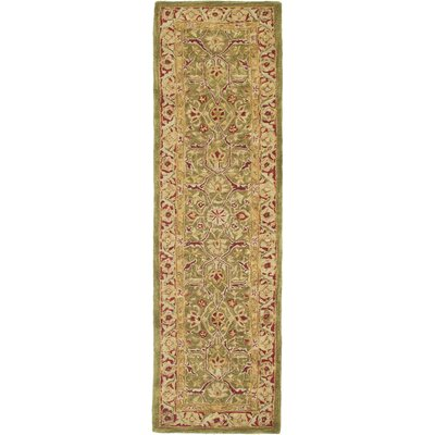 Pritchard Persimmon Area Rug Rug Size: Rectangle 26 x 5