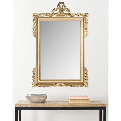 Pedmint Wall Mirror Finish: Gold
