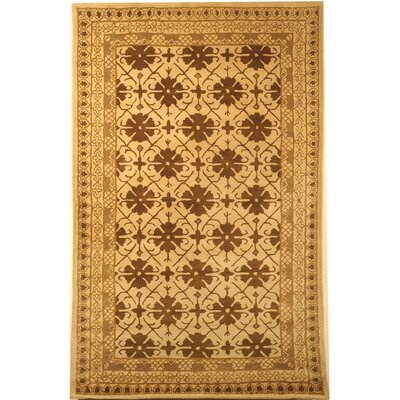 Classic Brown/Gold Rug
