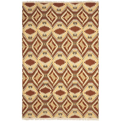 Couture Paprika Area Rug