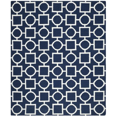Dhurries Area Rug Rug Size: 9 x 12