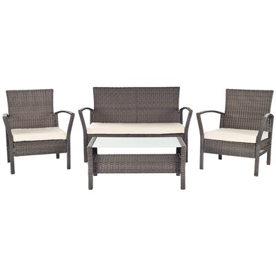 4-Piece Ava Patio Seating Group