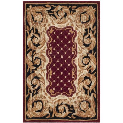 Naples Assorted Rug Rug Size: Rectangle 4 x 6