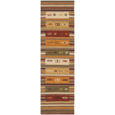 Vacaville Burgundy Area Rug Rug Size: Rectangle 3 x 5