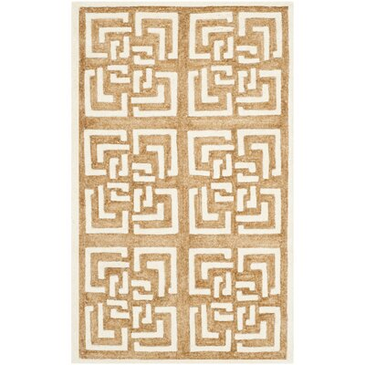 Precious Camel Rug Rug Size: Rectangle 4 x 6