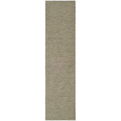 South Hampton Hand-Woven Grey Area Rug Rug Size: Runner 2 x 6