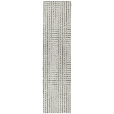 South Hampton Silver Area Rug Rug Size: Runner 2 x 8