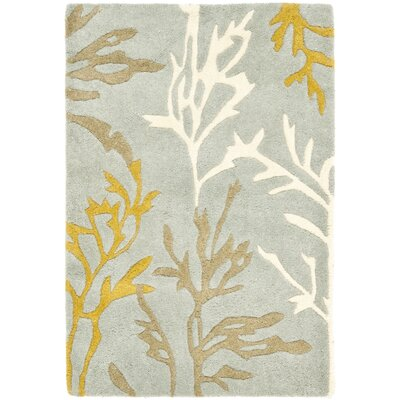 Soho Blue Area Rug Rug Size: Rectangle 2 x 3
