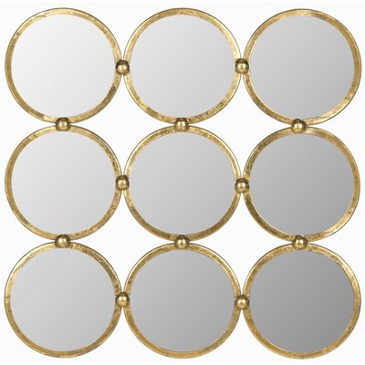 Safavieh Circles In The Square Mirror