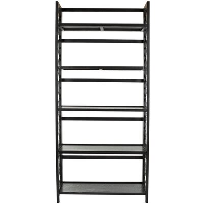 Abby 73 Standard Bookcase