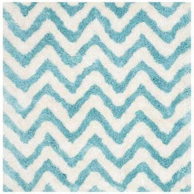 Area Rug Rug Size: Square 5