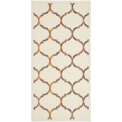 Havana Natural Area Rug Rug Size: Runner 2'7