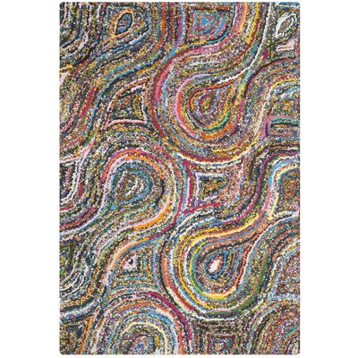 Anaheim Abstract Area Rug Rug Size: Rectangle 23 x 4