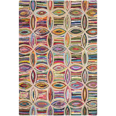 Harbin Hand Tufted Area Rug Rug Size: 4 x 6