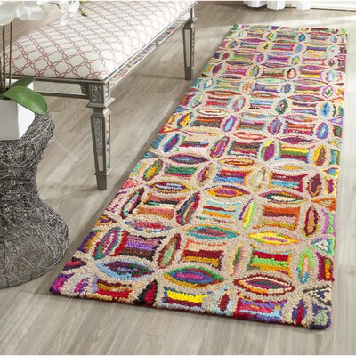 Nantucket Area Rug Rug Size: Runner 23 x 9