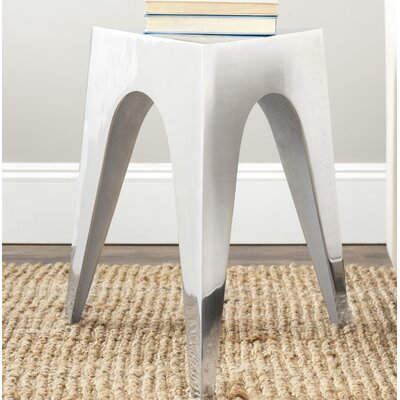 Indium Triangle End Table