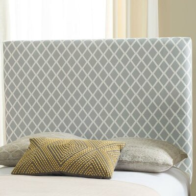 Schaumburg King Upholstered Panel Headboard