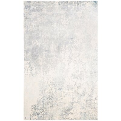 Ely Gray Area Rug Rug Size: Rectangle 9 x 12