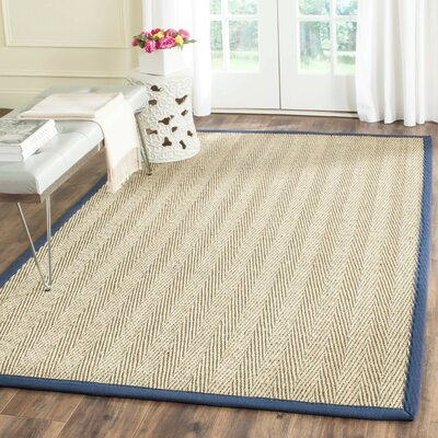 Dedham Beige Area Rug Rug Size: Rectangle 8 x 8