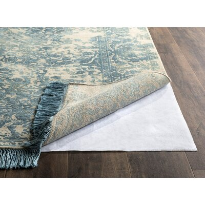 Carpet-on-Carpet Rug Pad Rug Pad Size: Rectangle 6 x 9