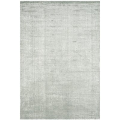 Mirage Light Blue Area Rug Rug Size: 8 x 10