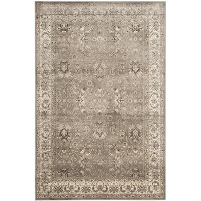 Persian Garden Beige/Grey Area Rug