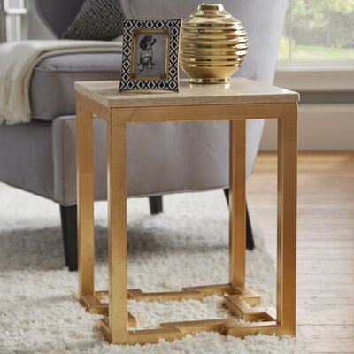 Olivia Granite End Table