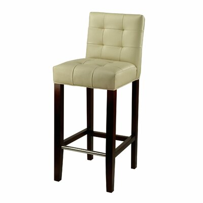 No credit check financing Thompson Leather Barstool...