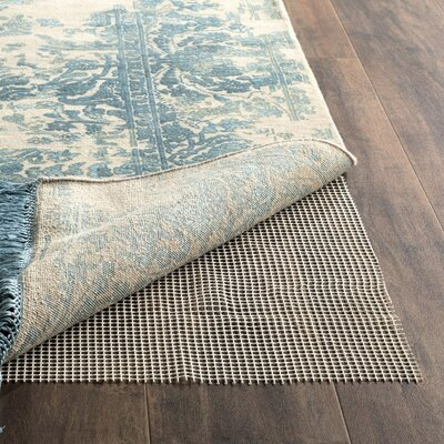 Rug Pad Rug Pad Size: Rectangle 4 x 6