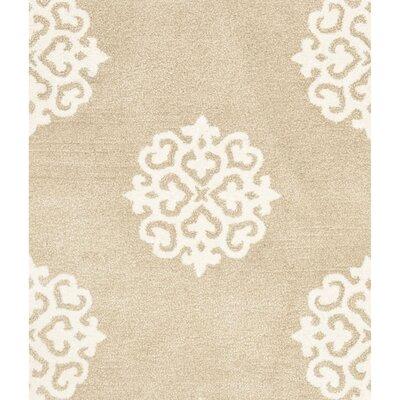Soho Beige / Ivory Rug Rug Size: 8' x 10'