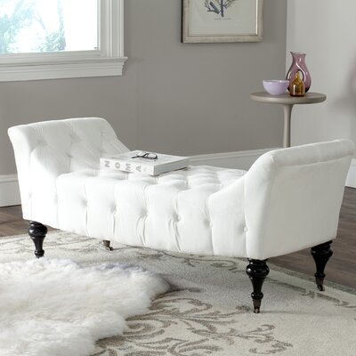 Daria Tufted Bench