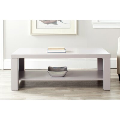 Tori Coffee Table Finish: Grey