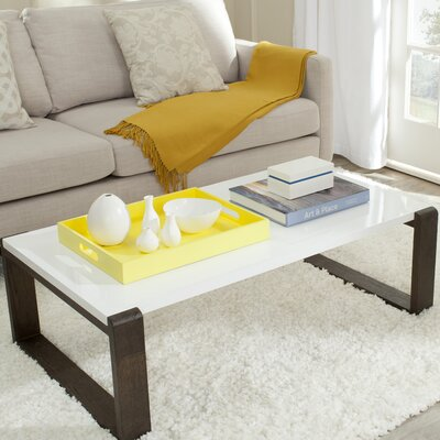 Bartholomew Coffee Table Finish: Dark Brown