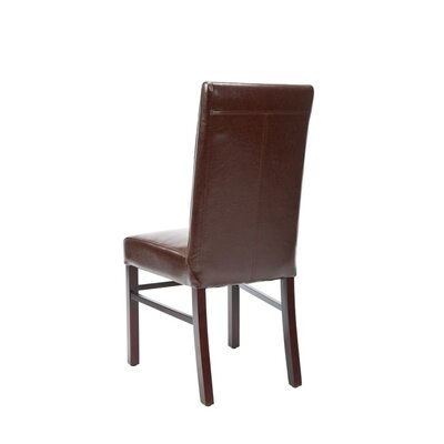 Bad credit financing Classic Parsons Chair (Set of 2) Up...