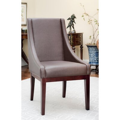 Sloping Arm Chair