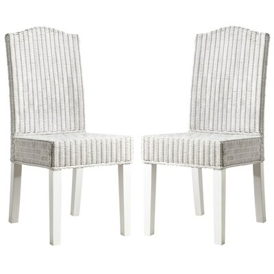 ODETTE WICKER DINING CHAIR