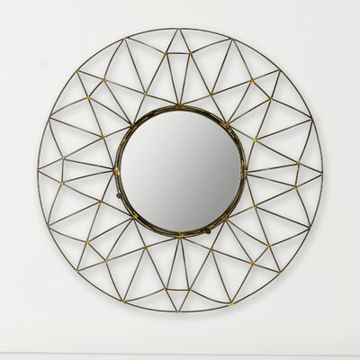 Furniture-Safavieh Gossamer Wall Mirror