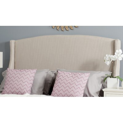 Austin Upholstered�Wingback Headboard Size: Full