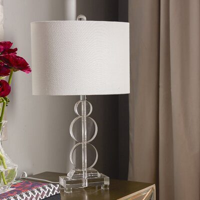 Madison Crystal Table Lamp