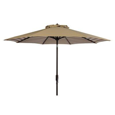 9' Athens Crank Outdoor Market Umbrella
