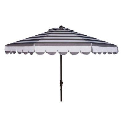 9' Ramona Crank Drape Umbrella