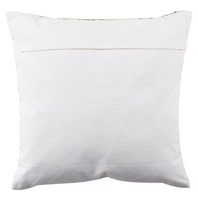 Silky Stripes Throw Pillow