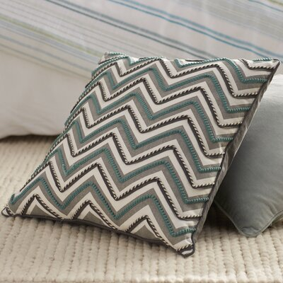 Elli Cotton Throw Pillow Size: 22 H x 22 W