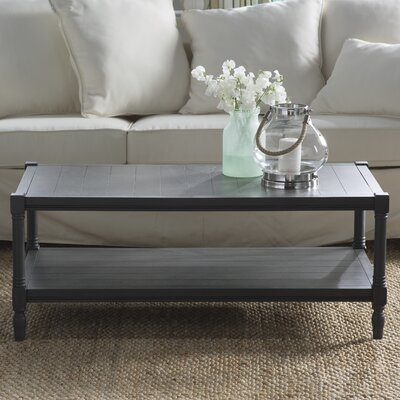 Bonnie Coffee Table Color: Grey