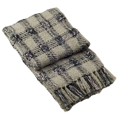Dawn Knit Throw Size: 72 L x 60 W x 1 D