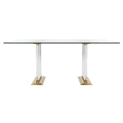 Gehlert Glass Dining Table