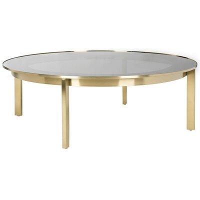 Sammie Glass Top Coffee Table