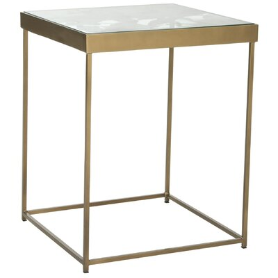 Sanda Leaf End Table