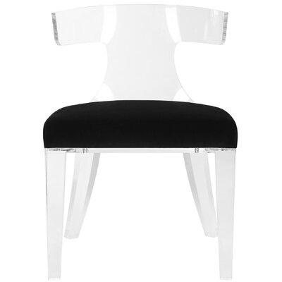 Sana Lucite Side Chair